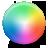colours, rgb icon