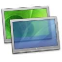 display, sharing, screen, monitor icon