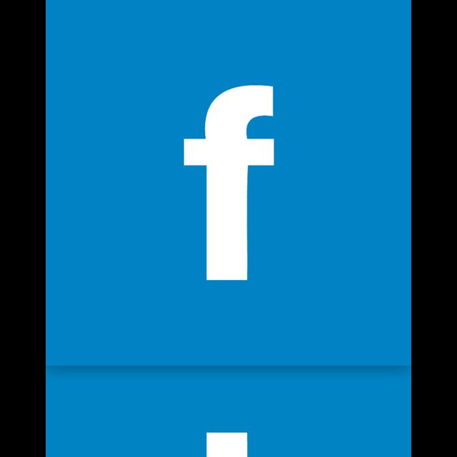 facebook, alt, mirror icon