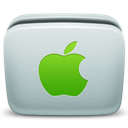 Apple, Folder, Mac icon