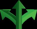svn, git, branch icon