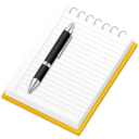 notepad,paper,file icon