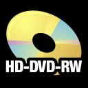 hd, disc, dvd, rw icon