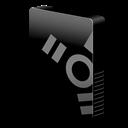 Drive, External, Firewire, Slim icon