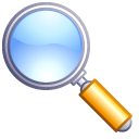 find, zoom, magnifying glass, goggle, search icon