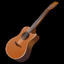 Guitar, Wood icon
