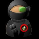 sniper,soldier icon