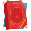 MacTheRipper Paper(Pencil) icon