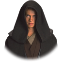 Anakin, Jedi, Star, Wars icon