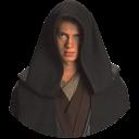 Anakin, Jedi, Star, Wars icon