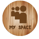 space, my space icon