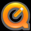 quicktime, orange icon
