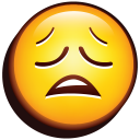 Emoji Whining icon