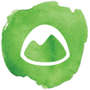 social network, mountain, social media, social, basecamp icon