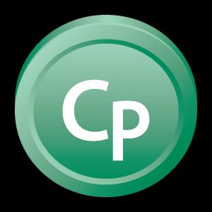 captivate, badge, cs, adobe icon