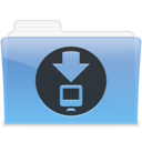 AQUA Downloads 1 icon
