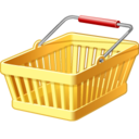 shopping,cart,basket icon