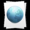 document, file, internet, paper icon