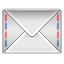 mail, envelope, email icon