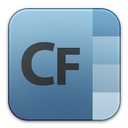 coldfusion, builder, adobe icon