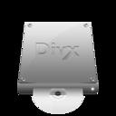 divx,disc icon