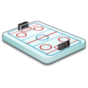 Hockey field icon