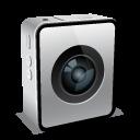 black, mini, iphone icon