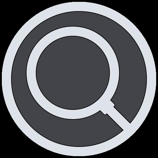 search, find, seek icon