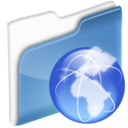dossier,network icon