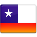 chile,flag icon
