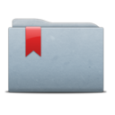 folder,graphite,ribbon icon