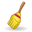 Clear, Edit, Sweep, Sweeper icon