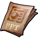 ppt,powerpoint icon