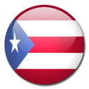 rico, flag, country, puerto icon
