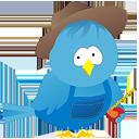 farmer,twitter icon