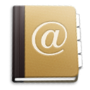 book, address, contacts icon