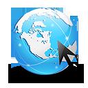 Explorer, Internet, Windows icon