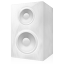 speaker,reflected,sound icon