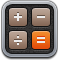 calculation, math, calc, calculator, mathematics icon