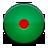 button, record, green icon
