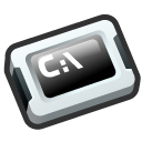 ms dos application icon