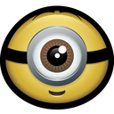 cyclops, character, mascot, minion, cartoon, stuart, dave icon