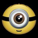 cyclops, character, mascot, minion, cartoon, stuart, dave icon