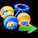 rattle,next,forward icon