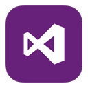 2012, metroui, visualstudio icon