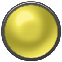 yellow on, yellow, button icon