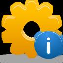 process, info icon