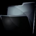 folder,grey icon
