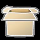 open, box icon