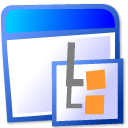sidetree, view icon
